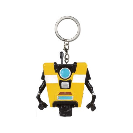 Figurine Pocket Pop Porte clés Borderlands Claptrap Funko Boutique Geneve Suisse