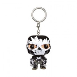 Pocket Pop Schlüsselanhänger Captain America III Civil War Crossbones