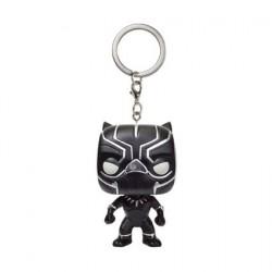 Pocket Pop Keychains Captain America III Civil War Black Panther