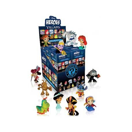 Figur Funko Mystery Minis Disney Heroes vs Villains Funko Geneva Store Switzerland