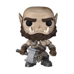 Figurine Pop Movies Warcraft Orgrim Funko Précommande Geneve