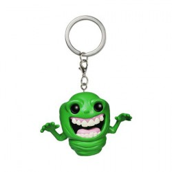 Pop Pocket Porte clés Ghostbusters Slimer