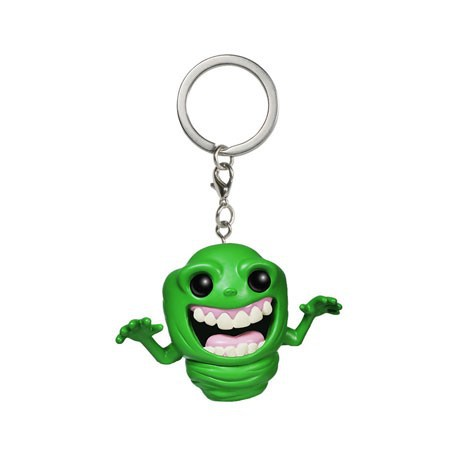 Figurine Pop Pocket Porte clés Ghostbusters Slimer Funko Boutique Geneve Suisse