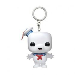 Figurine Pocket Pop Porte clés Ghostbusters Stay Puft Marshmallow Man Funko Figurines Pop! Geneve