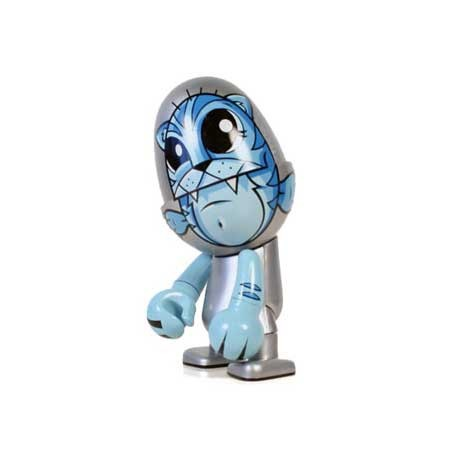 Figur Trexi Blue Cat by Joe Ledbetter Play Imaginative Designer Toys Geneva