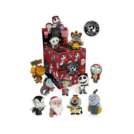 Figurine Funko Mystery Minis The Nightmare before Christmas Series 2 Funko Boutique Geneve Suisse