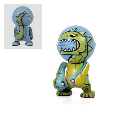 Figurine Trexi Dragon par Joe Ledbetter Play Imaginative Designer Toys Geneve