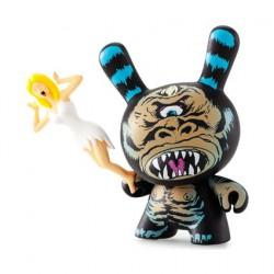Figurine Kidrobot Dunny Cyco Ape par Mishka Kidrobot Designer Toys Geneve