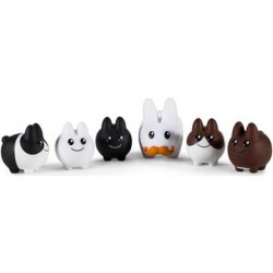Kidrobot Labbit with Littons by Kozik (6 pcs)