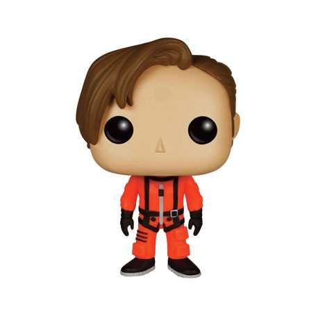 Figurine Pop Doctor Who Eleventh Doctor in Spacesuit Edition Limitée Funko Boutique Geneve Suisse