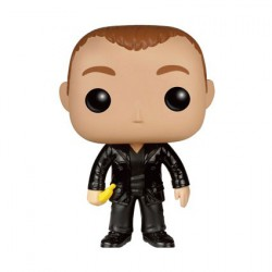 Pop! TV Doctor Who Ninth Doctor With Banana Limited Edition