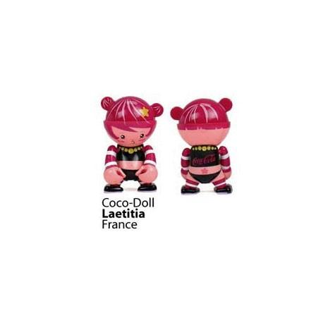 Figurine Trexi Coca-Cola A Better Tomorrow 2 par Laetitia Jalaguier Play Imaginative Boutique Geneve Suisse