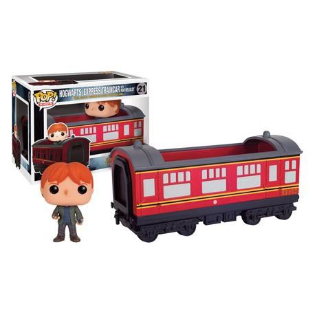 Figur Pop! Rides Harry Potter Hogwarts Express Traincar 2 (Ron Weasley) Funko Funko Pop! Geneva