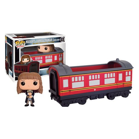 Figur Pop! Rides Harry Potter Hogwarts Express Traincar 1 (Hermione) Funko Funko Pop! Geneva