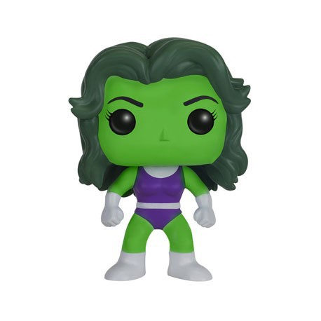 Figur Pop Marvel She-Hulk (Rare) Funko Geneva Store Switzerland