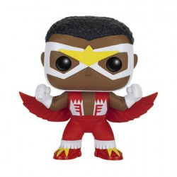 Figur Pop Marvel Falcon (Vaulted) Funko Geneva Store Switzerland