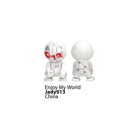Figuren Trexi Coca-Cola A Better Tomorrow 5 von Yu Shi Play Imaginative Designer Toys Genf