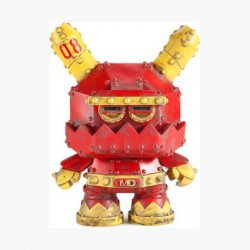 Figuren Kidrobot Mecha Stealth Dunny von Frank Kozik Kidrobot Genf Shop Schweiz