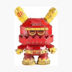 Figuren Kidrobot Mecha Stealth Dunny von Frank Kozik Kidrobot Designer Toys Genf