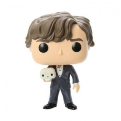 Pop Sherlock With Skull
