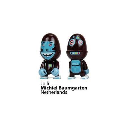 Figuren Trexi Coca-Cola A Better Tomorrow 10 von Michel Baumgarten Play Imaginative Designer Toys Genf