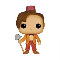 Figurine Pop Dr. Who 11th Doctor With Fez Funko Boutique Geneve Suisse