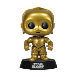 Pop Star Wars C-3PO (Rare)