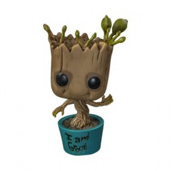 Figur Pop Marvel Guardians of the Galaxy Dancing Groot I am Groot Limited Edition Funko Geneva Store Switzerland