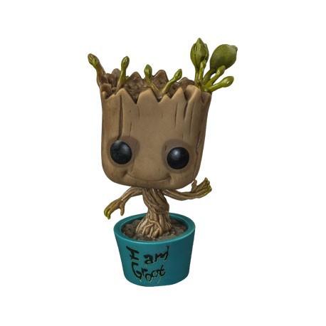 Figur Pop Marvel Guardians of the Galaxy Dancing Groot I am Groot Limited Edition Funko Geneva Store Switzerland