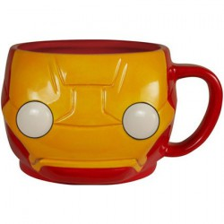 Funko Pop Tasse Marvel Iron Man