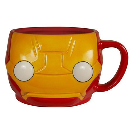 Figur Funko Pop Mug Marvel Iron Man Funko Geneva Store Switzerland