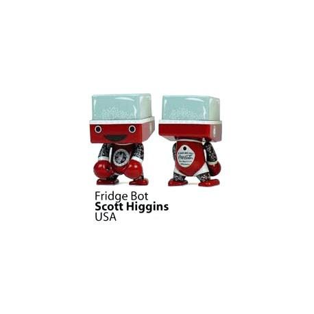 Figurine Trexi Coca-Cola A Better Tomorrow 15 par Scott Higgins Play Imaginative Boutique Geneve Suisse