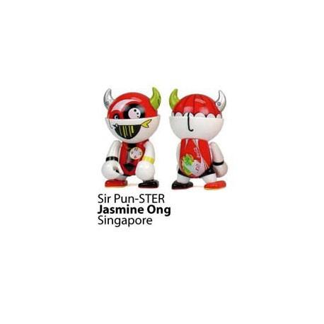 Figurine Trexi Coca-Cola A Better Tomorrow 19 par Septh Play Imaginative Boutique Geneve Suisse
