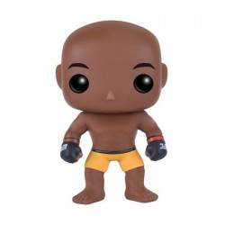 Figurine Pop UFC Anderson Silva Funko Boutique Geneve Suisse