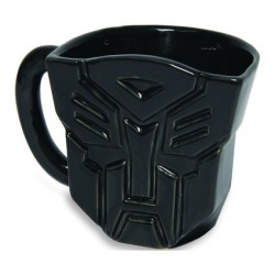 Transformers Autobot Shaped Mug
