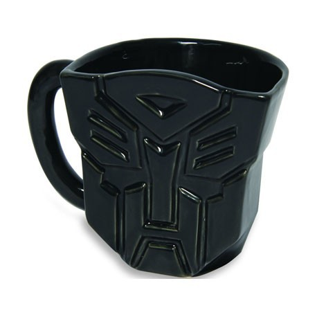 Figur Transformers Autobot Shaped Mug Geneva Store Switzerland