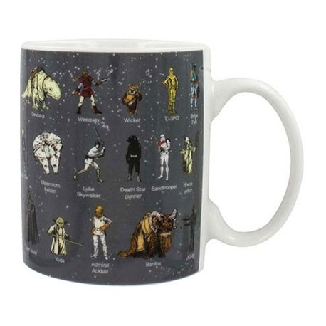 Figur Star Wars Glossary Mug Accessories Geneva
