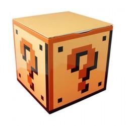 Figur Super Mario Bros Question Block Storage Tin Paladone Geneva Store Switzerland