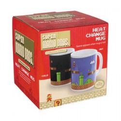 Figuren Super Mario Bros Heat Change Mug Paladone Genf Shop Schweiz