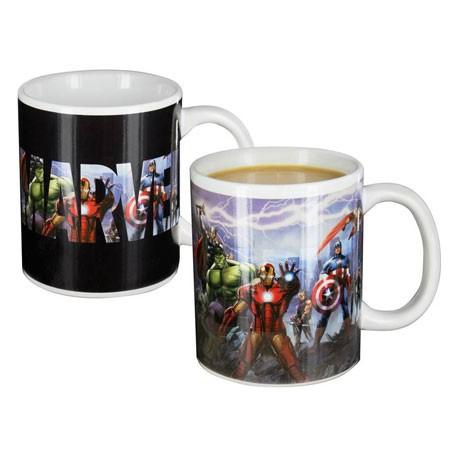 Figur Marvel Avengers Heat Change Mug Toys and Accessories Geneva