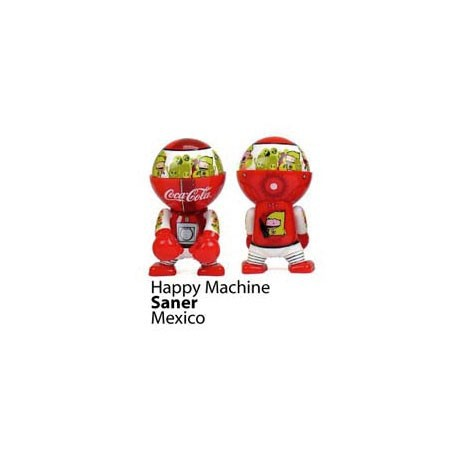 Figurine Trexi Coca-Cola A Better Tomorrow 13 par Saner Play Imaginative Boutique Geneve Suisse