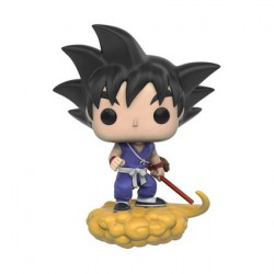 Pop! Anime Dragonball Z Goku And Flying Nimbus (Rare)