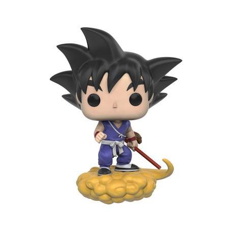 Figurine Pop Anime Dragonball Z Goku And Flying Nimbus