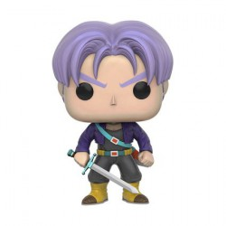 Figurine Pop Anime Dragonball Z Trunks Funko Boutique Geneve Suisse