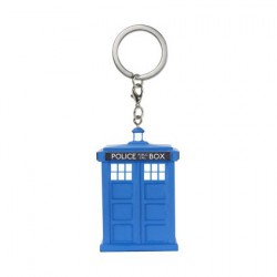Figurine Pop Pocket Porte clé Doctor Who Tardis Funko Boutique Geneve Suisse