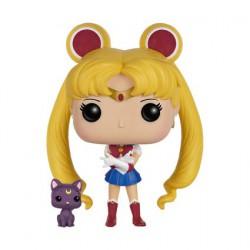 Figurine Pop Anime Sailor Moon Sailor Moon et Luna Funko Boutique Geneve Suisse