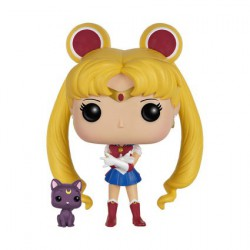 Pop Anime Sailor Moon Sailor Moon and Luna