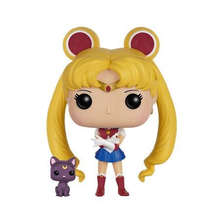 Figur Pop Anime Sailor Moon Sailor Moon and Luna Funko Funko Pop! Geneva