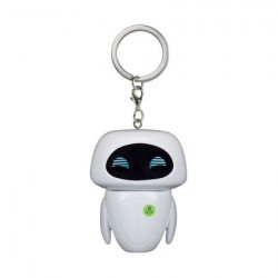 Pop! Pocket Keychains Disney Eve