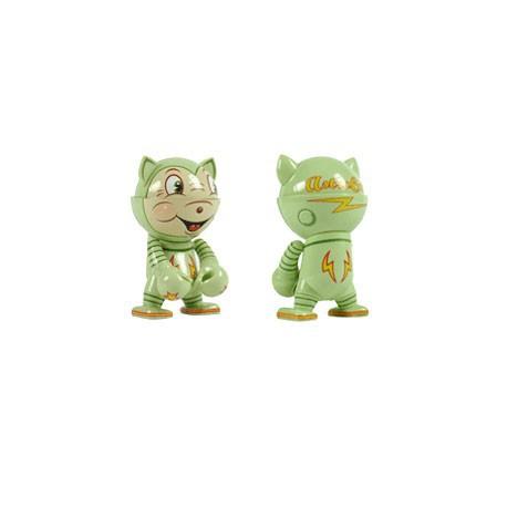 Figurine Trexi série 3 Astro Cat par Brian Taylor Play Imaginative Boutique Geneve Suisse